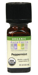 Peppermint, Organic Essential Oils
