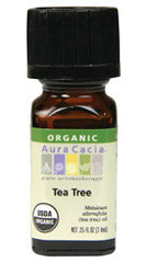 Tea Tree, Organic Essential Oils