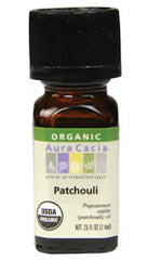 Patchouli, Organic Essential Oils