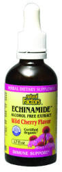 ECHINAMIDE® Alcohol-Free, Liquid Extract, Natural Cherry Flavour