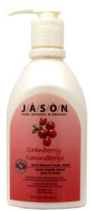 Cranberry Satin Shower Body Wash