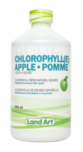 Chlorophyll Liquid Apple 500ml