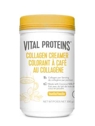 Vital Proteins Collagen Creamer - Vanilla, 293g