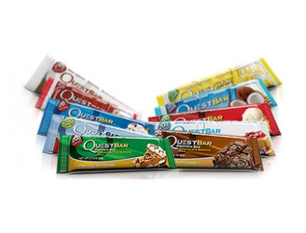 Quest Bars Box