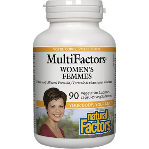 MultiFactors® Women's Multi Vitamin