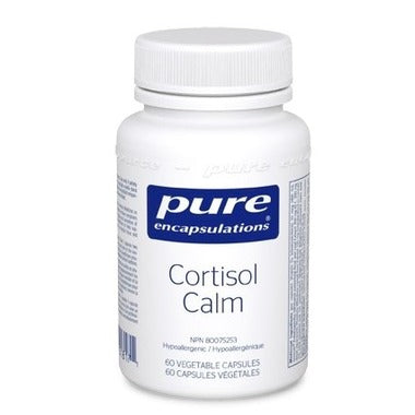 Pure Encapsulations Cortisol Calm 60 Vegetarian Capsules