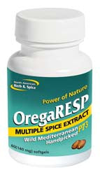 OregaResp - Gel Cap