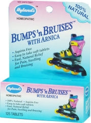 Hyland's Bumps 'n Bruises Tablets
