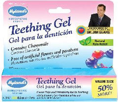Teething Gel (Paraben-Free) 0.50oz