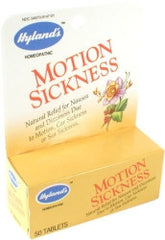 Hyland's Motion Sickness Tablets