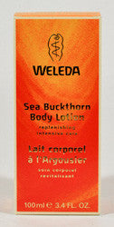 Body Lotion, Sea Buckthorn