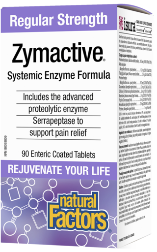 Zymactive Proteolytic Enzyme 90 Tablets
