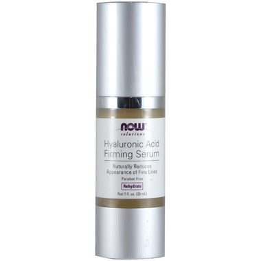 NOW Solutions Hyaluronic Acid Firming Serum 30ml