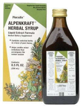 Alpenkraft Herbal Cough Syrup