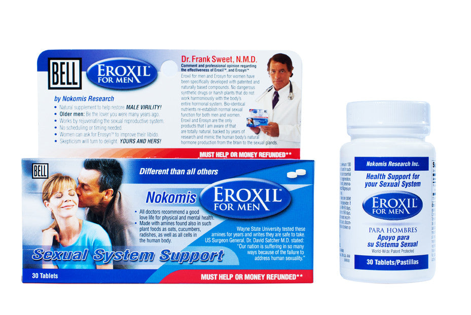 Eroxil For Men 30 caps