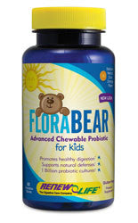 FloraBEAR (60 chewable tablets)