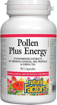 Bee Pollen Plus Energy