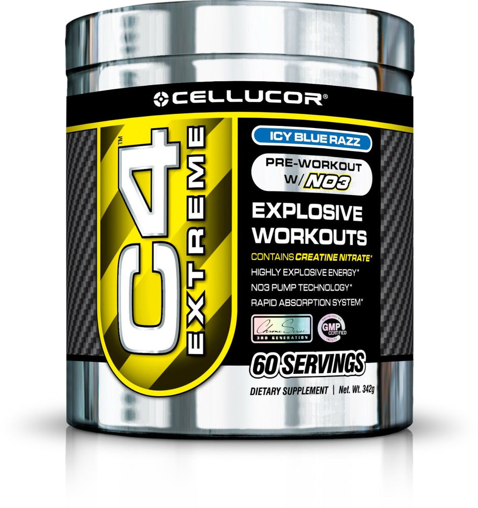 C4 Extreme 60 servings