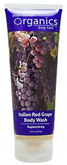 Org Ital Red Grape Bodywash