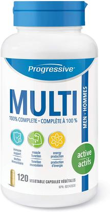 Progressive MultiVitamin for Active Men