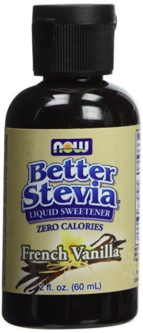BETTER STEVIA FRENCH VANILLA 60ML