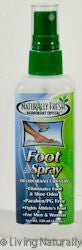 Deodorant Crystal Foot Spray