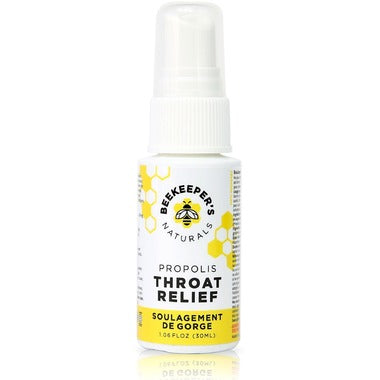 Beekeeper's Naturals Propolis Throat Relief Spray 30ml