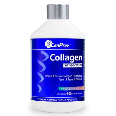 CanPrev Collagen Full Spectrum Liquid