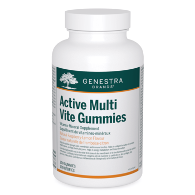 Genestra Active Multi Vite 100 Gummies
