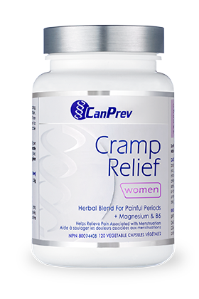 CANPREV CRAMP RELIEF 120 VEGETABLE CAPSULES