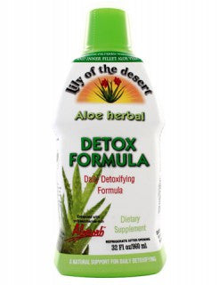 Aloe Detoxifying Formula 946ml