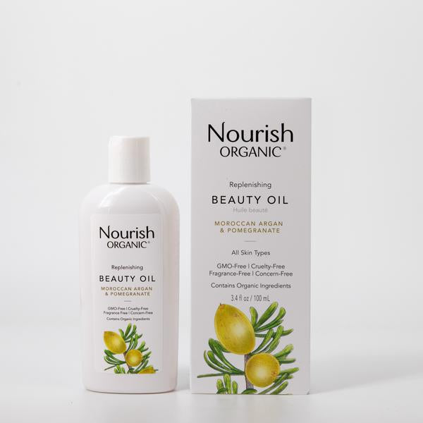 Nourish Organic Replenishing Beauty Oil 100ml