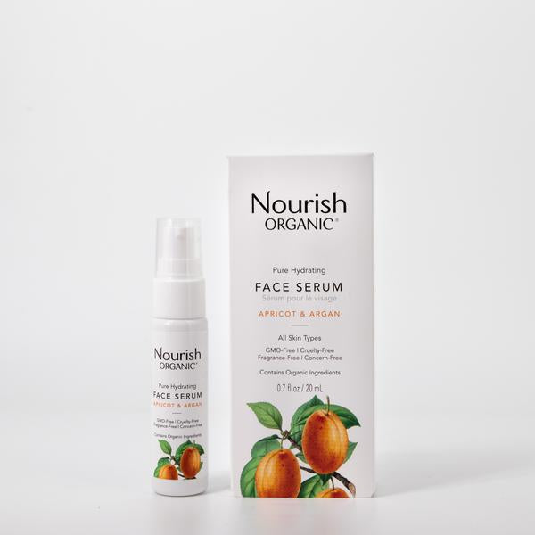 Nourish Organic Pure Hydrating Face Serum 20ml