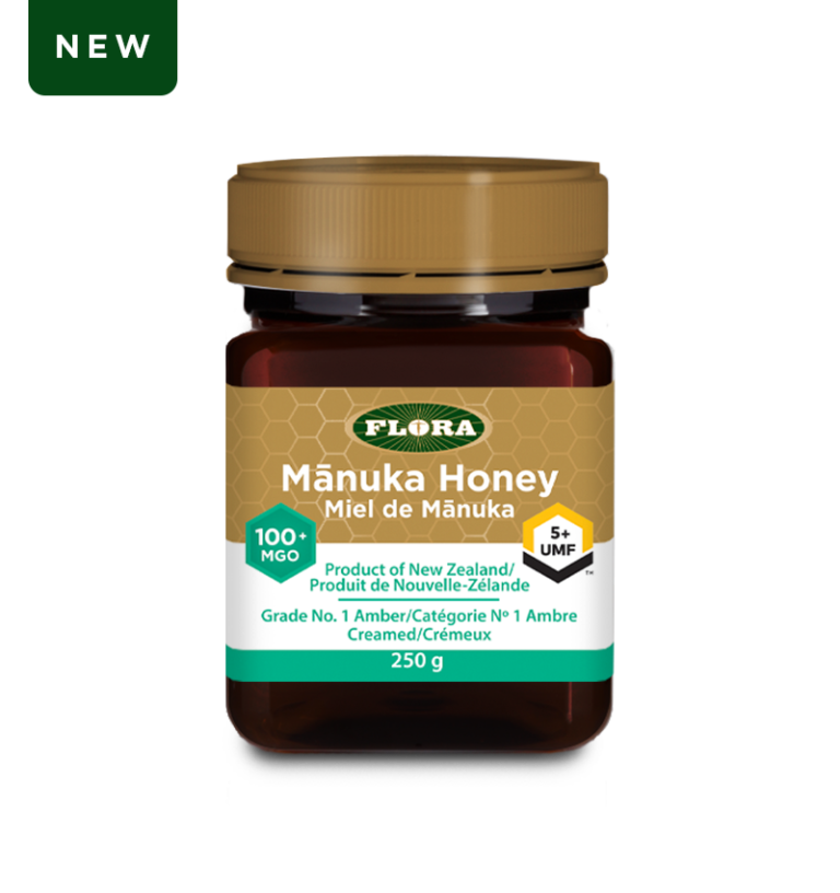 Flora Manuka Honey 100+ MGO/5+ UMF
