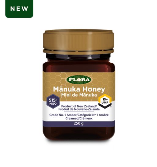 Manuka Honey 515+ MGO/15+ UMF 250g