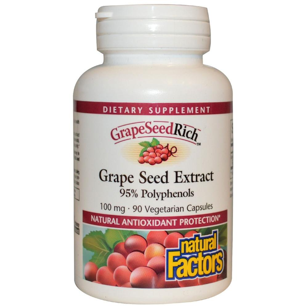 Grapeseed Extract GrapeSeedRich 100mg