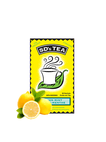 SD's TeaTM Lemon Mint