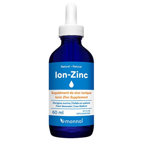 MONNOL ION-ZINC, 60 ML