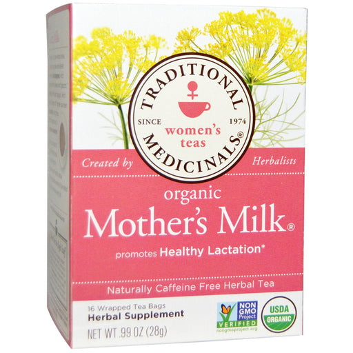 Organic Mother's Milk Lactation Tea