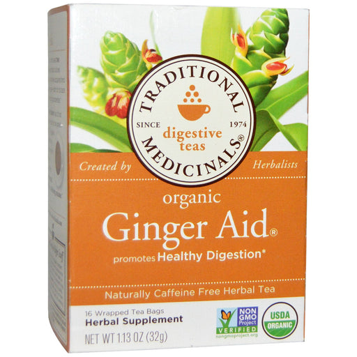 Organic Ginger Aid Tea