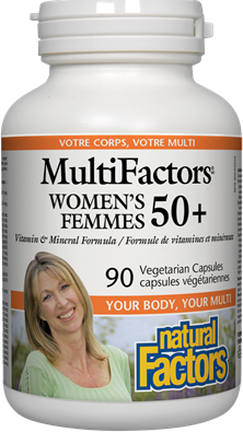 MultiFactors® Women's 50+ Mulit Vitamin