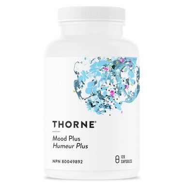 Thorne Research Mood Plus 120 Capsules