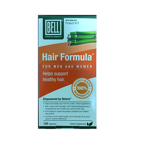 Hair Formula for Men and Women
