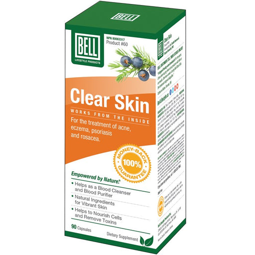 Clear Skin, Help for skin disorders