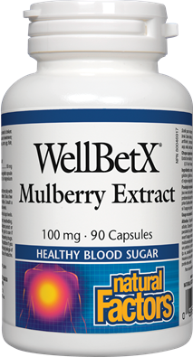 WellBetX® Mulberry Extract 100mg