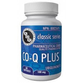 Co-Q Plus 100mg 60 SoftGels