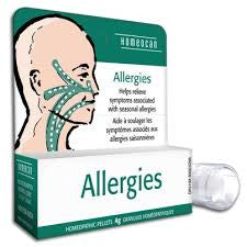 Allergies Pellets