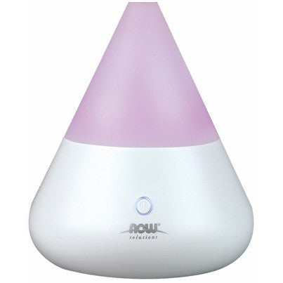 Now Solutions Ultrasonic Essential Oil Diffuser White