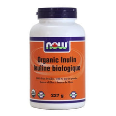 ORGANIC INULIN 100% PURE POWDER 226G