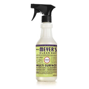 Mrs. Meyer's Clean Day MultiSurface Everyday Cleaner Lemon Verbena 473ML